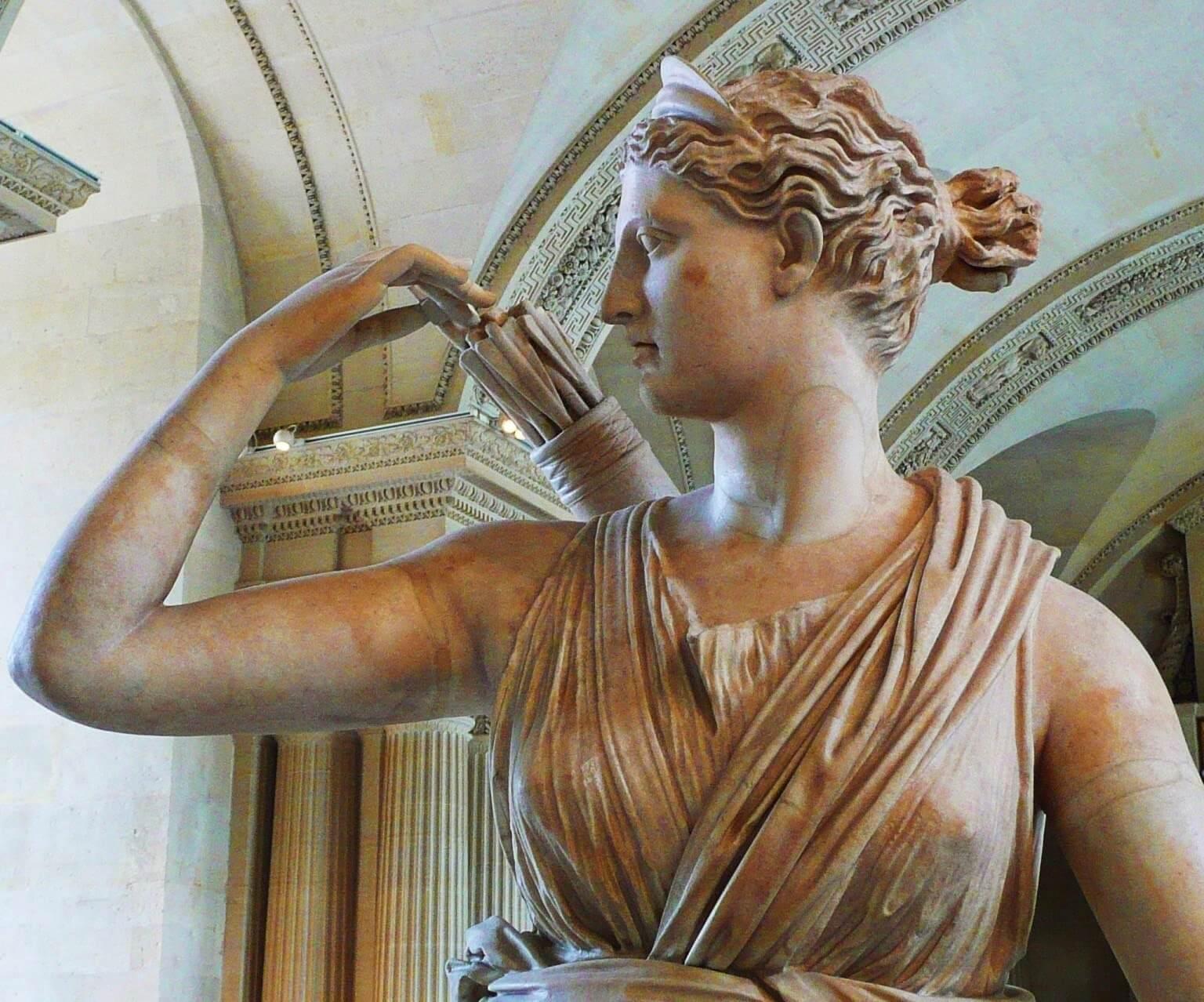 artemisa, diosa griega