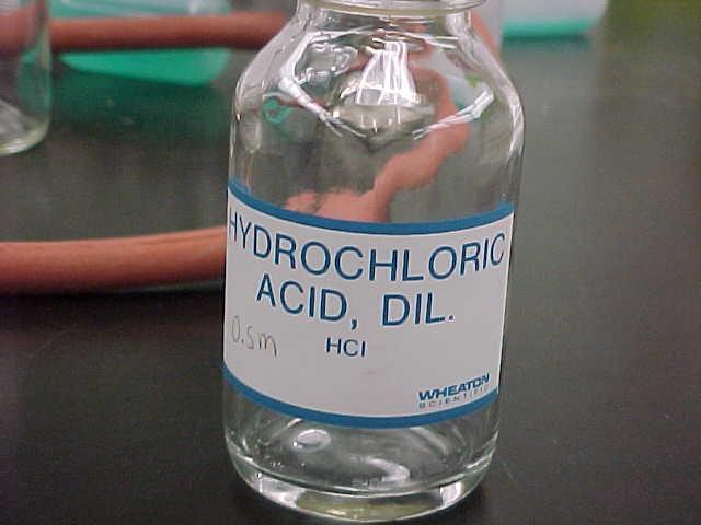 acid- clorhidrico