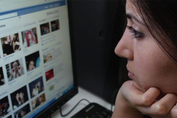 Redes sociales depresión