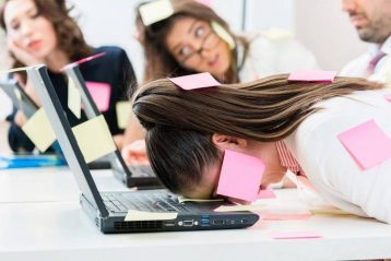 Cambios sencillos que puedes hacer para disminuir el estrés laboral