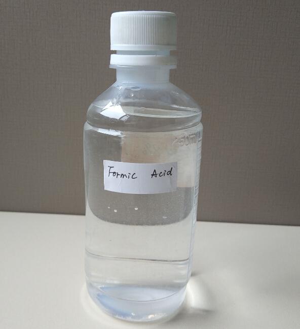 El acido formico